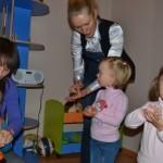 занятия в обновлённом клубе для детей Умка
