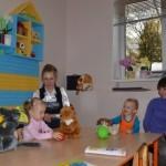 занятия для малышей в клубе Умка